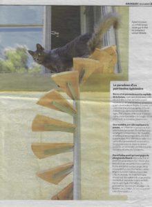 article Migros Magazine Echelle Eliott 2
